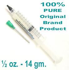 Loctite ORIGINAL BRAND RFE PFPE Hi-Performance Lube Grease ½ oz
