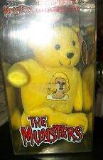 1999 Dart Marilyn Munster Collectible Bear Limited Edition