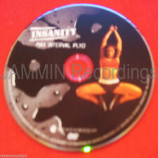 INSANITY - Max Interval Plyo - New DVD / Shaun T - 1 DVD