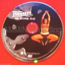 INSANITY - Max Interval Plyo - New DVD / Shaun T - 1 DVD