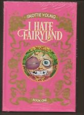 I HATE FAIRYLAND  HC, 1st, Skottie Young NM 2017 Unread Hardcover, Sealed