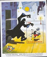 Republique Centrafricaine - MNH - Walt Disney