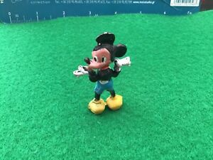 Vintage Britains Era Lead TV/ Promo.Mickey Mouse From Mickey's Barrel Organ Set.