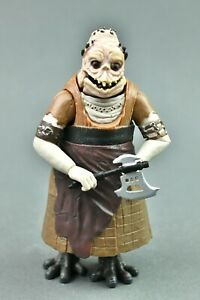 "Star Wars Saga Collection Gragra 52 3.75"" Kenner"