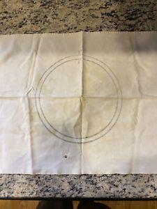 vintage pastry cloth