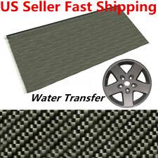 Carbon Fiber Water Transfer Dipping Hydrographics Film PVA Printing 100x50cm US