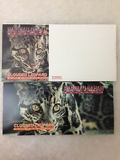 (JC) Clouded Leopard of Malaysia (WWF). 1995 - Presentation Pack FDC