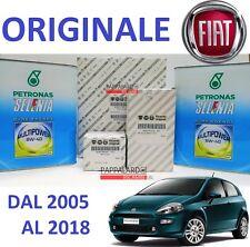 KIT TAGLIANDO FILTRI ORIGINALI + OLIO SELENIA FIAT GRANDE PUNTO 1.4 GPL GAS 78CV