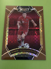2016-17 Select Soccer Robert Lewandowski #223 Field Level Copper /49 Bayern