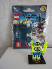 Lego Batman Movie 71020 Series 2 Dr Phosphorus Minifigure