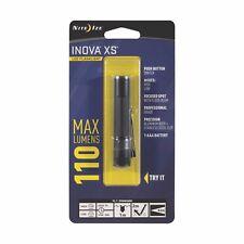 Nite Ize INOVA XS LED Flashlight Black 110 Lumen AAA Powered Mini Handheld Light