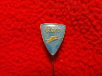 Antique Vintage Pin Airplane Aero Vodochody Airlines Aircraft Aviation GB1
