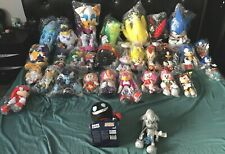 Great Eastern Entertainment Sonic The Hedgehog Plush Lot