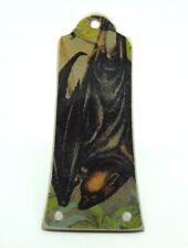 Truss rod cover fits Epiphone guitar  Les Paul / SG / Bat print