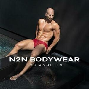 N2N Bodywear Swim Briefs XL NWT RARE style no longer made