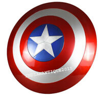 American Legend Captain America Avengers Shield Medieval Armor Costume