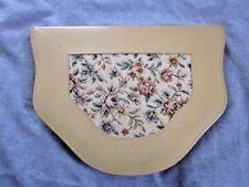 Vintage Austrian Pressed Leather Nail Kit NIPPER SCISSORS, TWEEZERS CUTICLE PUSH