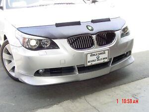 Colgan Custom Sport Hood Bra Mask Fits BMW 525i,525xi, 530i,535Xi,545i 2004-2007