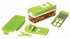 One Second Slicer All in One Vegetable Slicer Food Prep Station + Storage Cover