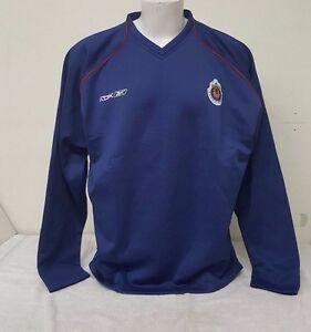 Authentic Chivas Del Guadalajara Men's Navy Blue Sweater Fleece NWT Reebok
