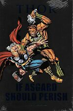 THOR: IF ASGARD SHOULD PERISH PREMIERE HC $24.99 RETAIL SEALED 242-253