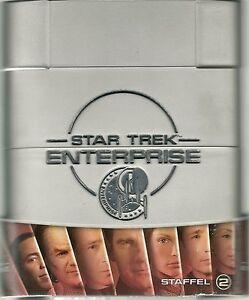 Star Trek Enterprise 2 2005 Hart Box Deutsche Ausgabe