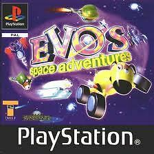 Evo's Space Adventure, Video Games
