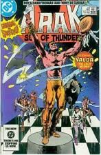 Arak, Son of Thunder # 40 (USA,1985)