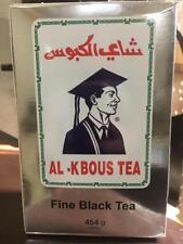 4X Al-Kbous Tea- 454g