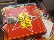 Soviet System Jeux de Société France Milton Bradley 1988 Board Game