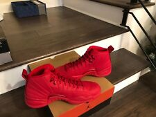 NIKE AIR JORDAN 12 RETRO GYM RED 130690-601 SIZE 9.5