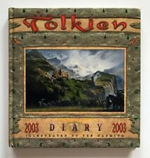 The Tolkien Diary 2003 HarperCollins illustrated by Ted Nasmith