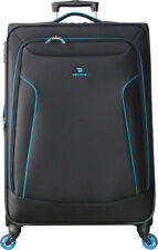 Delphin Cruise 2 83cm Large Spinner Suitcase Black