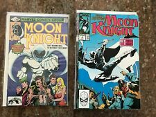 MOON KNIGHT 1 22 23 26 27 28 29 30 31 35 36 60 SOME DOUBLES NM NM+ MARC SPECTOR