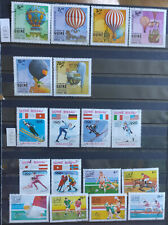 Guinea-Bissau 1983-1988 20 stamp assortment USED