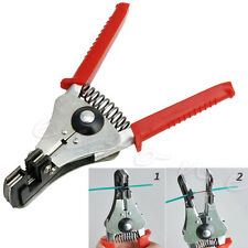 1Pc Automatic Cable Wire Stripper Stripping Crimper Crimping Plier Cutter Tool
