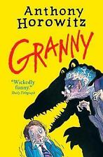 """Granny by Anthony Horowitz (Paperback, 2015) """"Wickedly funny"""""""
