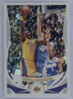 2004 Topps Chrome Karl Malone #110 Refractor Lakers HOF SP