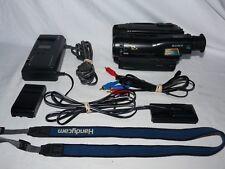 Sony Handycam CCD-TR33 8mm Video8 Camcorder VCR Player Camera Video Transfer