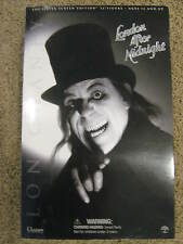 "NEW London After Midnight- Silver Screen Edit 12"", Lon Chaney,  Sideshow -NRFB"