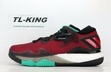 97362bc23e2d0 adidas Kids Crazylight Boost Low 2016 GS Sz 6.5 Ray Red Reflective Silver  B42602