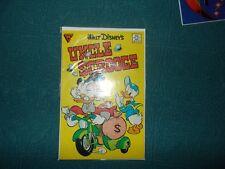Gladstone Comics; Walt Disney's Uncle Scrooge #223, 1991. Uncert VF.