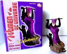 DC Direct Women of the Universe Figurine CATWOMAN STATUE DC Comics LE 2113/4500