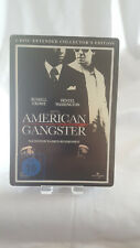 AMERICAN GANGSTER STEELBOOK  2 DISC EXTENDED  COLLECTOR S   EDITION IN HÜLLE
