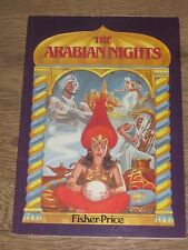 "Fisher-Price/Marvel Comics ""Arabian Nights"" (1984, book only)"