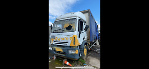 FORD IVECO EUROCARGO  ***VANDALISED*** THE VEHICLE DROVE TO SITE.