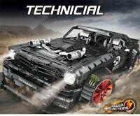 Lego ☆ Technic COMPATIBIL☆ Ford Mustang Hoonicorn V2 ►NEW◄ PERFECT SCATOLA BULK