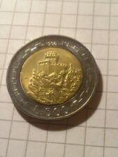 Moneta San Marino 500 lire 1988