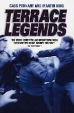 Terrace Legends, Cass Pennant, Martin King, Paperback Book NEW