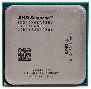 AMD Sempron X2 240 2.9Ghz FM2 CPU SD240XOKA23HJ